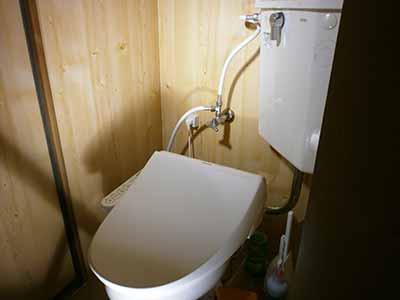 ウォシュレットトイレ 1F