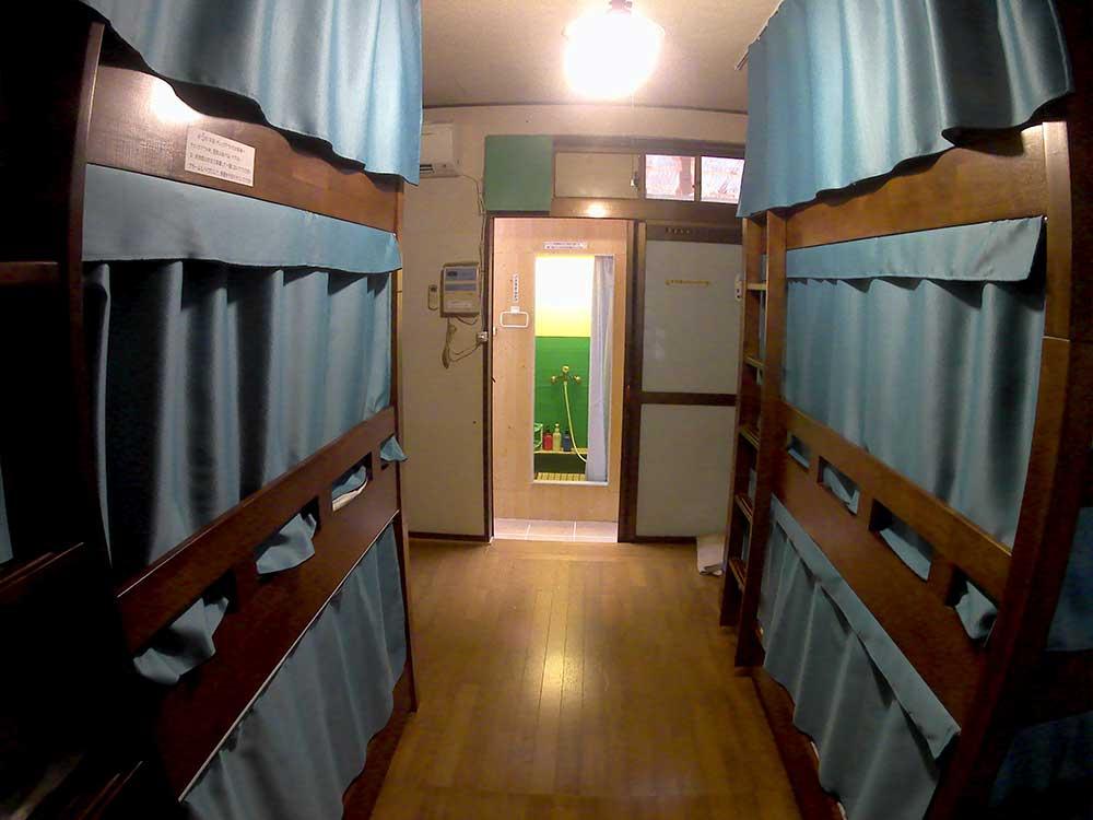 ドミトリールーム寝室 1F