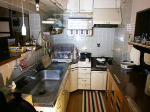 キッチン 1F