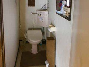 ウォシュレットトイレ 2F