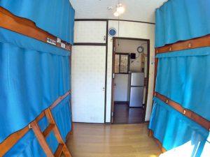ドミトリールーム寝室 2F